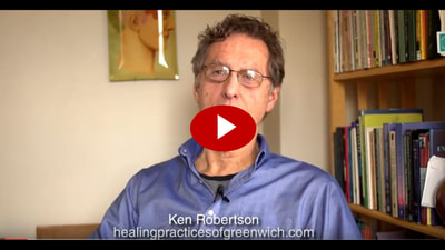 Ken Robertson, founder of Healing Practices of Greenwich, describes the elements that are the foundation of healing practices.